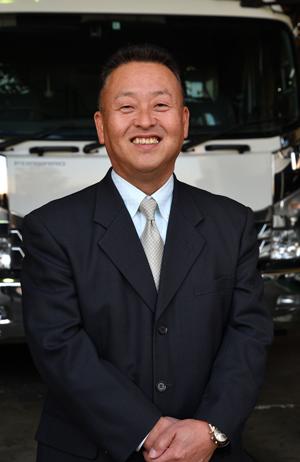 代表取締役 大隅 健 顔写真